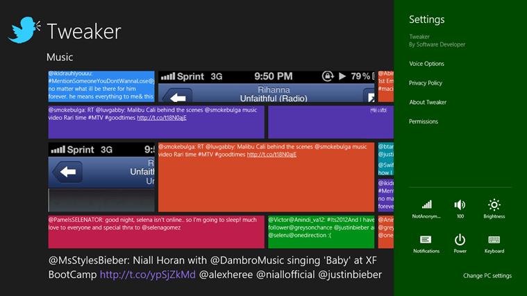 Tweaker App, your Tweets Announcer is in the Store – McAkins