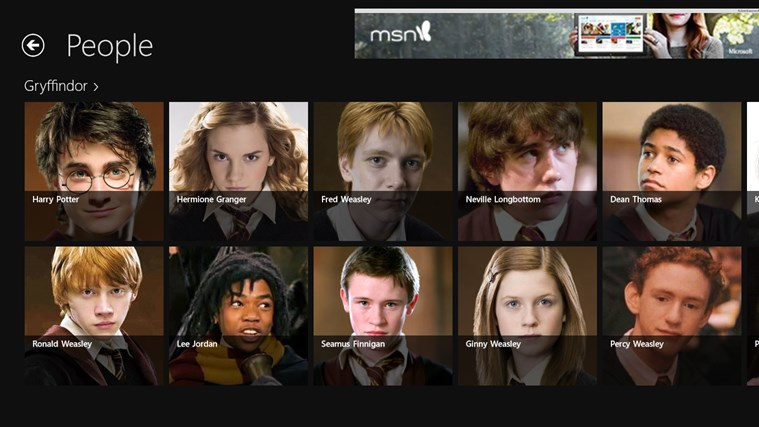 The gallery for --> All Harry Potter Characters List