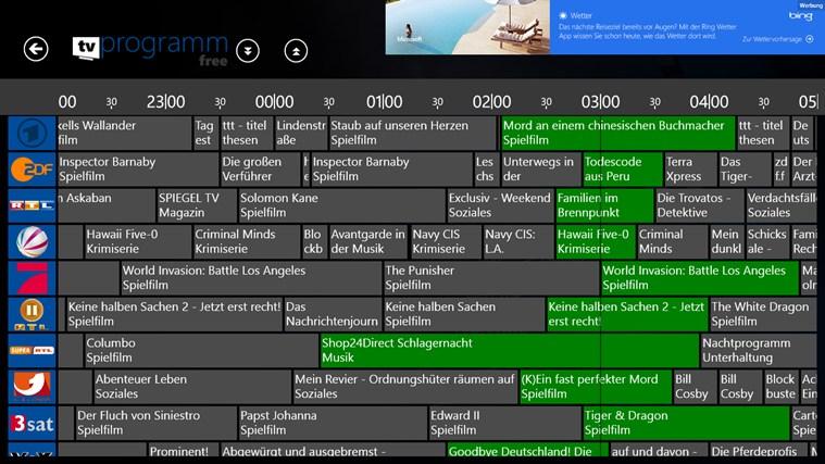Tv Spielfilm App Windows 10