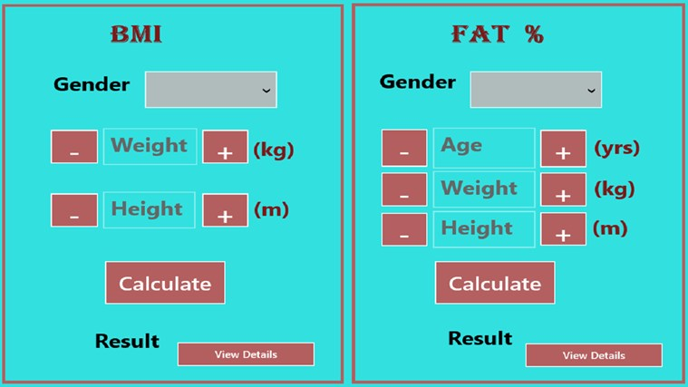 Bmi Fat Calculator 61