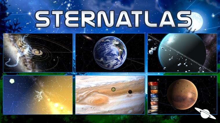 Sternatlas App