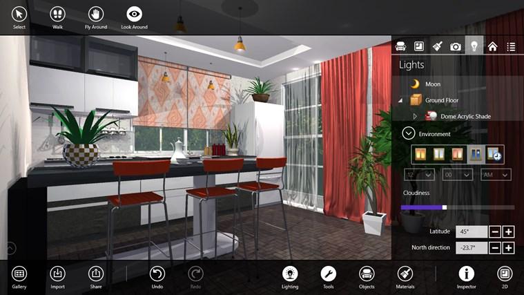 Live interior 3d free app for windows in the windows store - Interior design app free ...