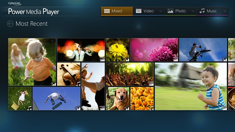 cyberlink power media player is currently running