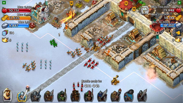 Games like Age of Empires for iPhone - AlternativeTo.net