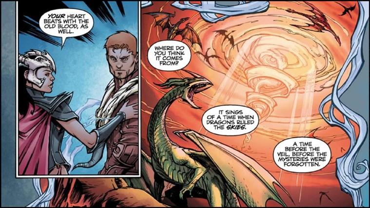 Dragon age comics download