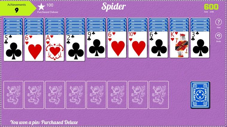 Spider Solitaire App Kostenlos