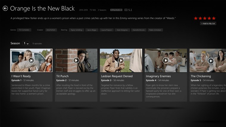 Netflix App Windows 7