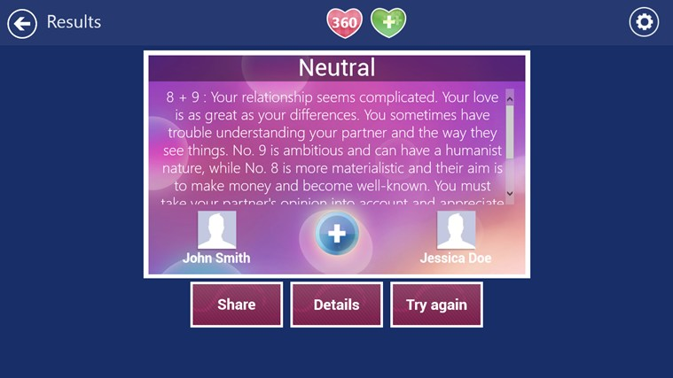 the ultimate relationship calculator app