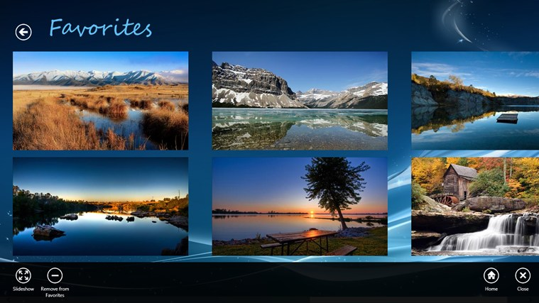 Landscape Wallpapers HD App For Windows In The Windows Store