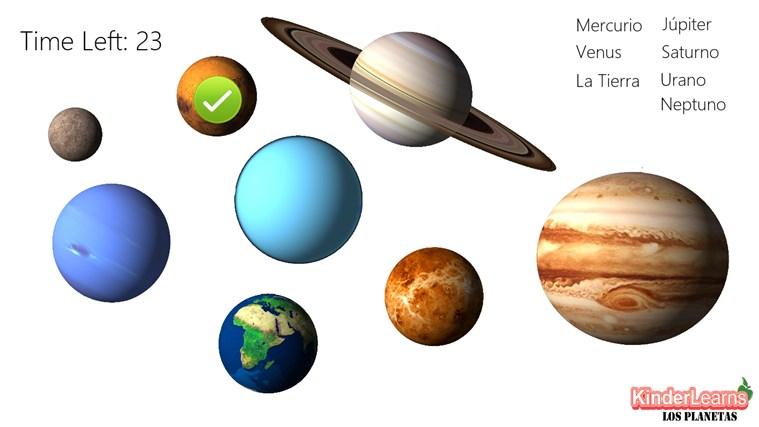 Informacion De Los Planetas Para Ni 241 Os Imagui