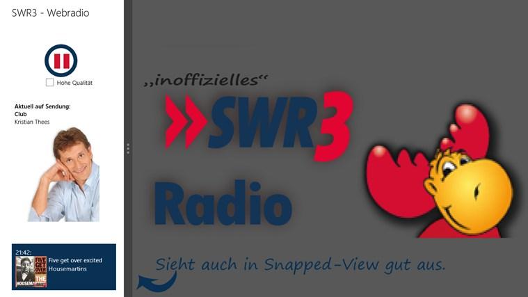 Webradio Swr 3