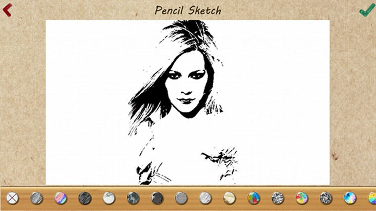 Pencil Sketch Collage -Photo Effect Editor Free free