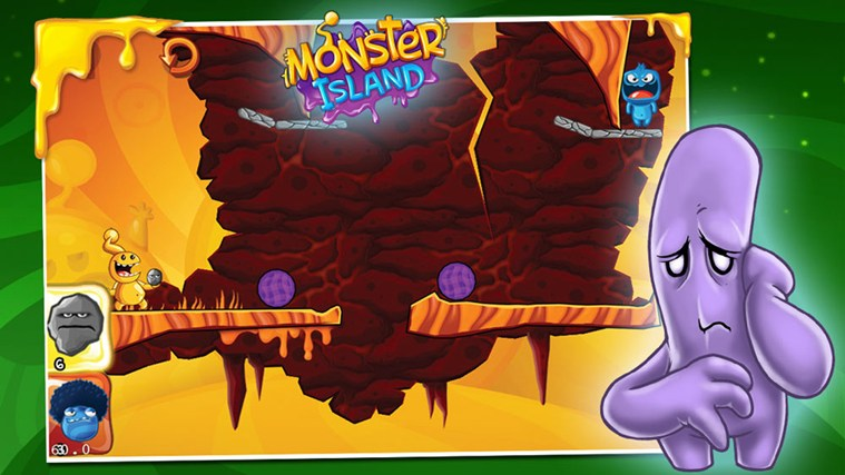 Monster island game for android