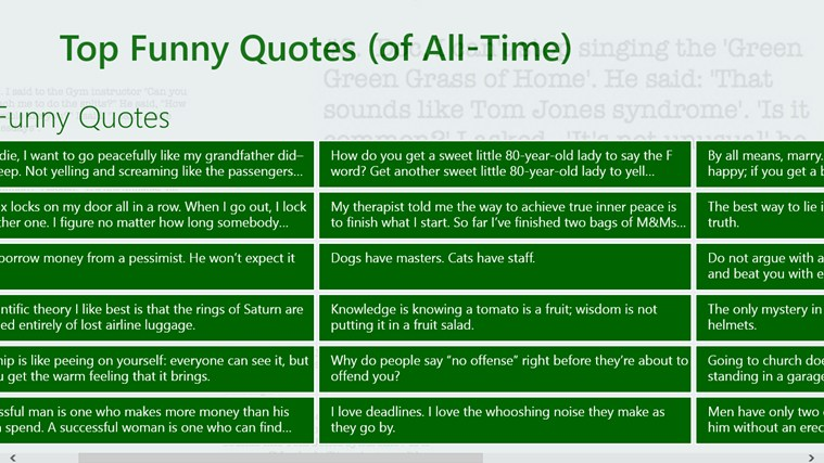 Funny Quotes Of All Time. QuotesGram