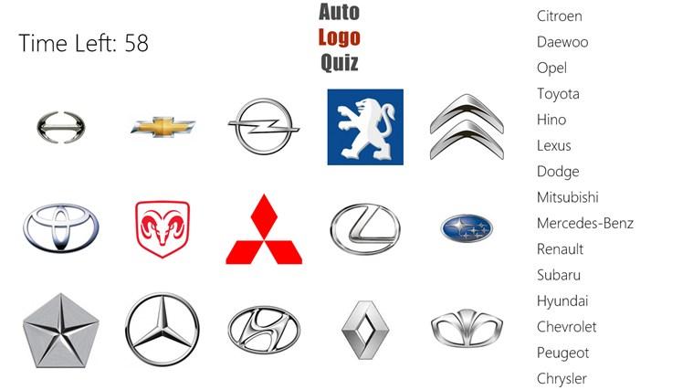 Car Logos And Their Names | Joy Studio Design Gallery ...