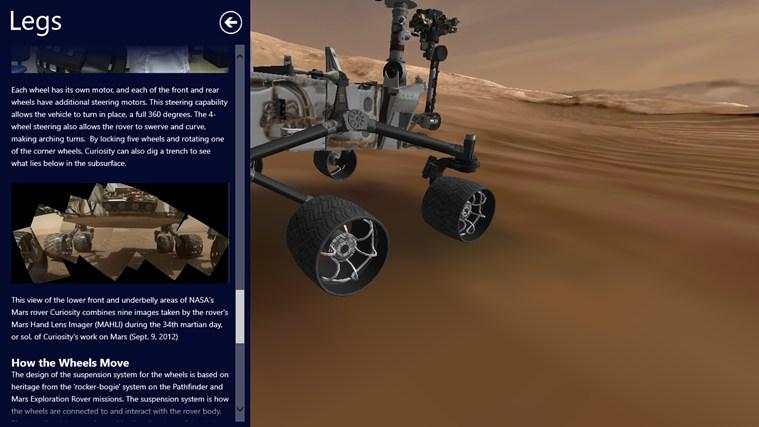 descriptions of a rover for mars - photo #21