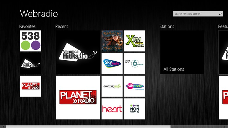 Application nrj radio windows 7
