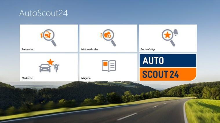 autoscout24 app f r windows in windows store. Black Bedroom Furniture Sets. Home Design Ideas