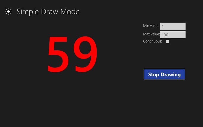 Lucky Draw free download for Windows 8 | FreeNew
