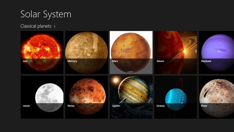 planets in the universe - photo #17