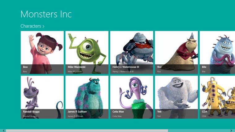 All Monsters Inc Characters Names   www.imgkid.com - The ...