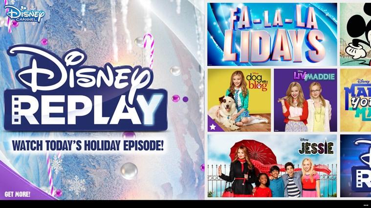 WATCH Disney Channel app for Windows in the Windows Store  WATCH Disney Ch...