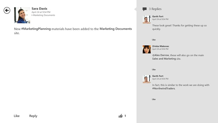 NEWS : SharePoint Newsfeed App is launched! - Collab365