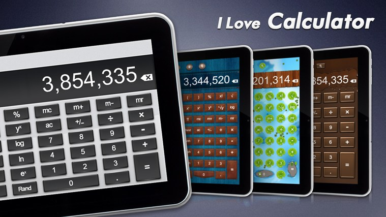 I Love Calculator free download for Windows 8 | FreeNew