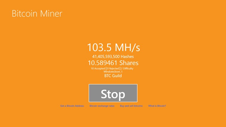 "Įsigykite ""Bitcoin miner Guide - How to start mining bitcoins"" – ""Microsoft Store"", lt-LT"