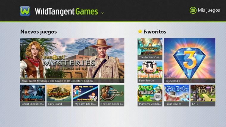 WildTangent Games - Download