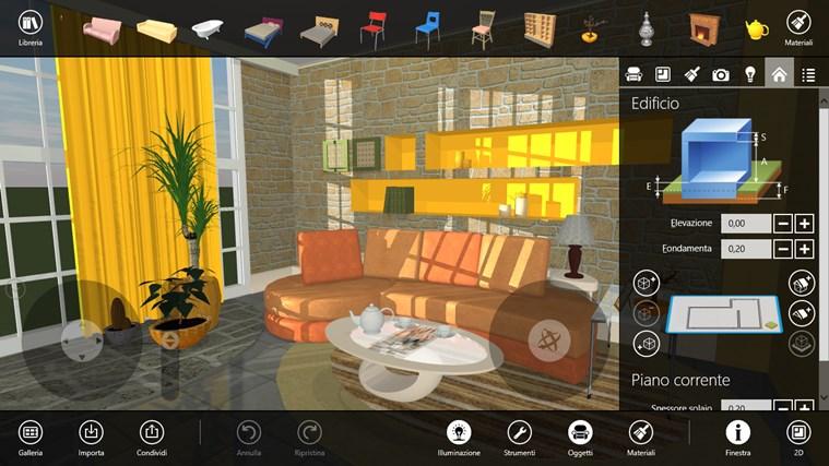 Software progettazione casa 3d gratis lasig for Software progettazione casa gratis